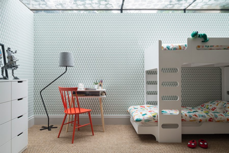 SamWatkinsMcRae_Crouch End Apartment_kids bedroom